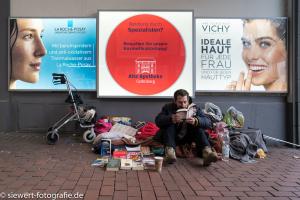 Obdachlos Bonn