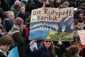 Demo Kohle stoppen  Dez.2018-51